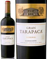 【11月15日より出荷】グラン・タラパカ[2012]カルメネール(赤ワイン)