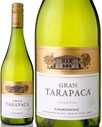 グラン・タラパカ[2009]シャルドネ(白ワイン・辛口)