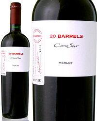 コノスル・メルロー・20バレル[2007]リミテッド・エディション(赤ワイン)[Y]