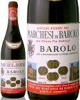 バローロ[1969]マルケージ・ディ・バローロ(赤ワイン)※ラベル瓶&キャップに汚れ・破れ・傷有り※[tp][S]