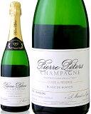 キュヴェ ド レゼルヴ ブラン ド ブラン グラン クリュNVピエール ペテルス ( 泡 白 ) シャンパン シャンパーニュ
