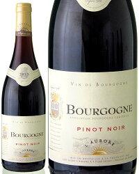 【11月4日より出荷】ブルゴーニュ・ピノ・ノワール[2008]カーヴ・ド・リュニィ(赤ワイン)
