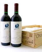 【オリジナル木箱入り】オーパス・ワン[2012]6本木箱入り(赤ワイン)※同梱不可 [Y][P][J]