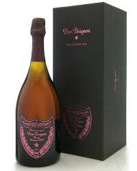 【オリジナル箱入り】ドンペリニヨンロゼ[2004](泡・ロゼ)正規代理品(ワイン(=750ml)8本と同梱可)
