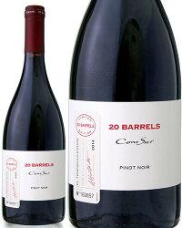 コノスル・ピノ・ノワール・20バレル[2007]リミテッド・エディション(赤ワイン)[Y]