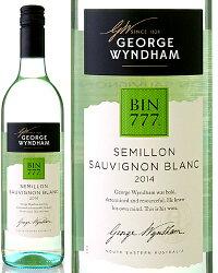 【10月11日より出荷】BIN777セミヨンソーヴィニヨン・ブラン[2011]ウィンダム・エステート(白ワイン)