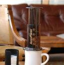エアロプレス コーヒーメーカー (1〜4カップ用) (ワイン(=750ml)11本と同梱可)