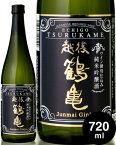 越後鶴亀 ワイン酵母仕込み 純米吟醸 720ml ( 日本酒 )