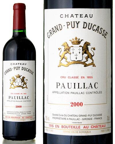 ワイン, 赤ワイン  2000 ( ) S