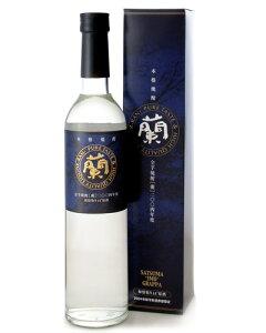 【箱入り】蘭 初留取り新芋新酒[2004]44%500ml(芋焼酎)