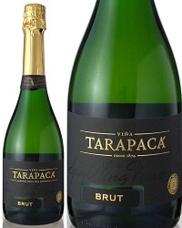 タラパカ[2008]ブリュット(泡・白)