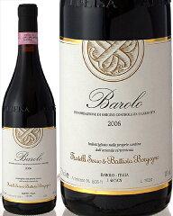 バローロ[2006]フラテッリ・セリオ・エ・バッティスタ・ボルゴーニョ(赤ワイン)[Y]
