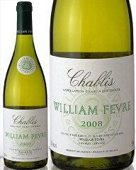 シャブリ[2008]メゾン・ウィリアム・フェーブル(白ワイン)[S]