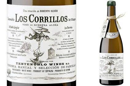ロス・コリージョス・ブランコ 2016 テンテヌブロ(スペインワイン/白ワイン)