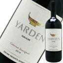 ヤルデン・カベルネ・ソーヴィニヨン 1500ml イスラエル 赤ワイン