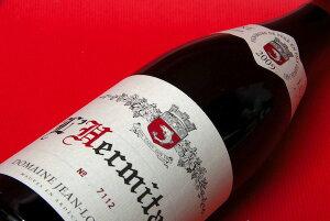 ドメーヌ・ジャン・ルイ・シャーヴ / エルミタージュ・ブラン [2009]【グルメ201212_ビール・洋酒】
