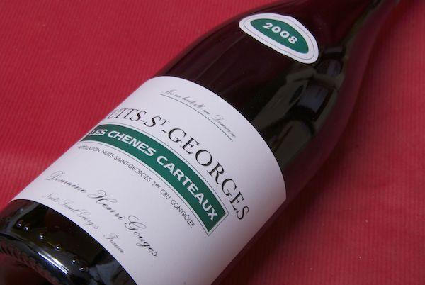 Henri-gouges/Nuits Saint-Georges Les-scene, Carter [2008]
