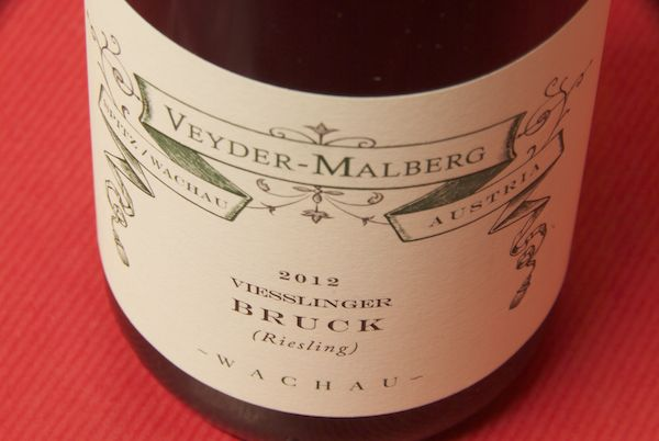 Peter Marburg/Brook Riesling [2012]
