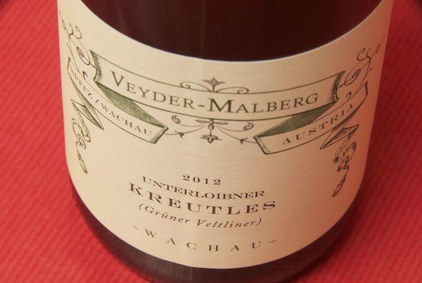 Peter Marburg/kreutress grüner Veltliner [2012]