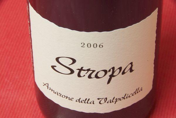 Monte Darroll and Amarone della Valpolicella, Classico Stroup [2006]