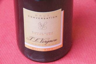 Jean-Louis Vernon/Brut Grand Cru, half-bottle