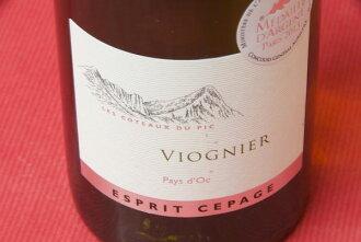 Le Coteau de picks/Viognier [2012]