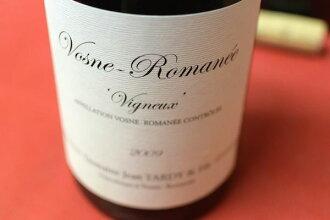 Domaine Jean-tardy and Vosne Romanée vigneux [2009]