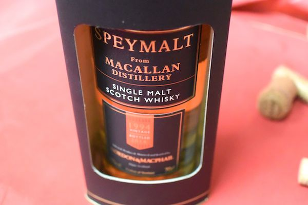Spey malt from McCarran D stila Lee [1994]