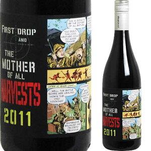 ★お洒落で飲み応えのある、ユニークな赤ワイン!<赤> マザー・オブ・オール・ハーヴェスト ...