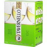 【BOXよりどり6個で送料無料】 <仕様変更><白>タヴェルネッロ ビアンコ バッグインボックス 3,000ml ボックスワイン 箱ワイン BOXワイン 【あす楽対応_関東】【L】