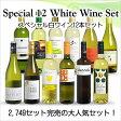 【送料無料】 <第37弾> スペシャル白ワイン12本セット(白12本) ※同梱不可【あす楽対応_関東】