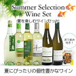 【送料無料】<夏限定> 夏を楽しむワインセット(泡2、白4、食材1)【あす楽対応_関東】