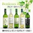 【送料無料】 <第15弾> ボルドー白ワインセット (白5本) 【あす楽対応_関東】