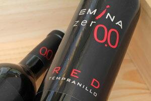 エミーナ・ゼロ0.0 レッド・テンプラニーリョ100%(ノンアルコールワイン)750ml