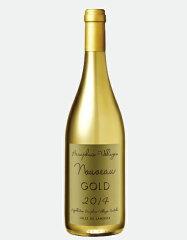 最高に美しく美味しいボジョレゴールドボトル ボジョレーヌーボー[2014] BEAUJOLAIS-VILLAGES ...