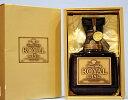 サントリーローヤル15年 ゴールド ギフト箱正規品 SUNTORY WHISKY ROYAL 15 y.o. GOLD LABEL 43% 750ml (box)