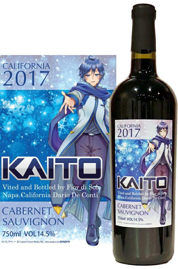 ワイン, 赤ワイン KAITO 2017Cabernet Sauvignon California 750ml