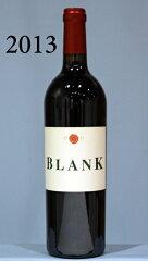 Blank Cabernet Sauvignon 2013