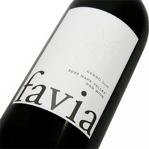 Favia CerroSur Napa Valley Red Wineファヴィア セロ・スールナパ・ヴァレー レッド・ワイン [...