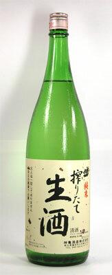 神亀 純米 生酒 1800ml