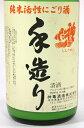 神亀 純米 活性にごり酒  1800ml