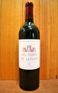 レ・フォール・ド・ラトゥール[2009]年・メドック・プルミエ・クリュ・クラッセ・公式格付第一...