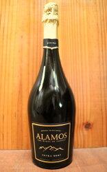 カテナ アラモス エキストラ ブリュット メトード トラディショナル 泡 白 辛口 スパークリングワイン 750ml アルゼンチン (カテナ・アラモス・エキストラ・ブリュット・メトード・トラディショナル)