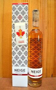 【箱入】ネージュ・プルミエール・アップル・アイスワイン[2009]年・カナダ産アップルアイスワ...