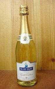 """ブルーナン・スパークリング・""""ゴールド・エディション""""22カラット・ゴールド(金箔入り)Blue ..."""
