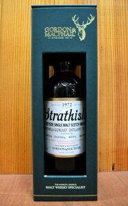 【箱入】ストラスアイラ[1972]年・40年もの・オールド・スペイサイド・シングル・モルト・スコッチ・ウイスキー・ゴードン&マクファイル・2012年瓶詰め・700ml・43%STRATHISLA VT 1972 AGED 40 YEARS OLD SPEYSIDE SINGLE MALT SCOTCH WHISKY