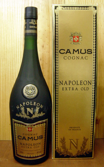 Wineuki  Rakuten Global Market Camus Napoleon Extra  Old 1 Liter And Jumbo Cognac -6011