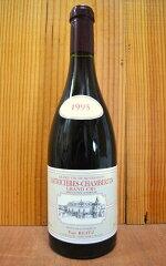 ラトリシエール・シャンベルタン・グラン・クリュ・特級[1995]年・究極限定古酒・ポール・レイ...