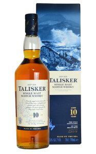 【箱入】タリスカー [10]年・シングル・モルト・スコッチ・ウイスキー・アイル・オブ・スカイ・...