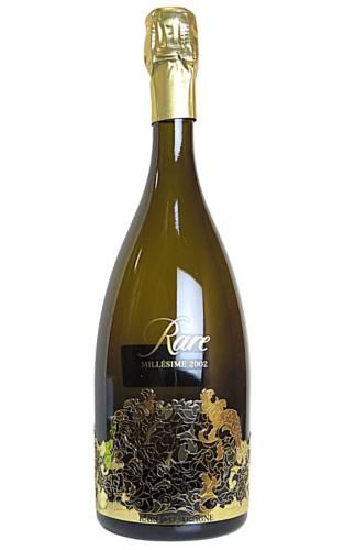 ワイン, スパークリングワイン・シャンパン  2002 750mlPiper Heidsieck Champagne Rare Vintage Millesime 2002 AOC Millesime Champagne